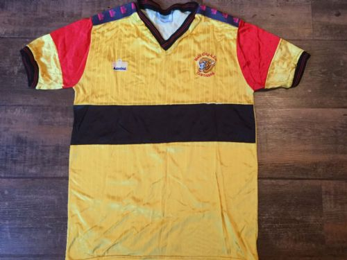 1986 1988 Hull City Home Football Shirt Adults Medium